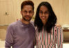Congratulations to Saina Nehwal and Parupalli Kashyap! (photo: IOT)