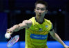 Wish Lee Chong Wei a speedy recovery. (photo: AFP)