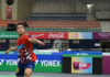 Soong Joo Ven advances to Dutch Open third round. (photo: Bernama)