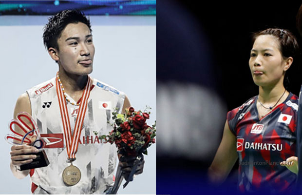 Thanks god that Kento Momota and Yuki Fukushima do not receive serious punishment after the incident.