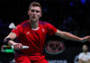 Viktor Axelsen looks to win Denmark Open title in front of home crowd. (photo: AFP)