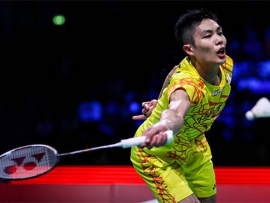 Chou Tien Chen to take on Kento Momota in Denmark Open final. (photo: AFP)