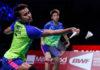 Badminton Video - 2018 Denmark Open QF - Tontowi Ahmad/Liliyana Natsir (Indonesia) vs. Mathias Christiansen/Christinna Pedersen (Denmark)