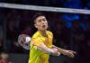 Badminton Video - 2018 Denmark Open QF - Chou Tien Chen (Chinese Taipei) vs. Son Wan Ho (Korea)