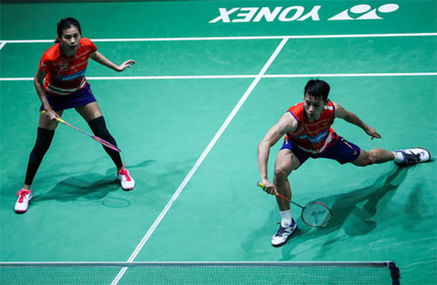 Chan Peng Soon/Goh Liu Ying have clearly been struggling for form. (photo: AFP)