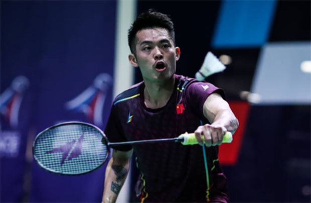 Lin Dan seems to take everything easy for now. (photo: AFP)