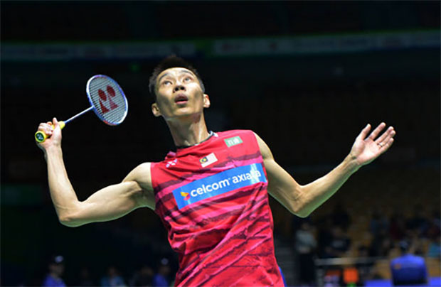 Lee Chong Wei vows to keep fighting in bid to return to badminton early next year. (photo: AFP)