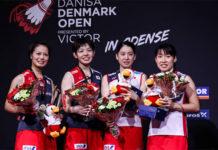 Badminton Video - 2018 Denmark Open Final - Yuki Fukushima/Sayaka Hirota vs. Shiho Tanaka/Koharu Yonemoto
