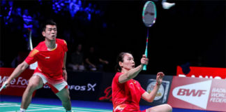 Badminton Video - 2018 Denmark Open Final - Zheng Siwei/Huang Yaqiong vs. Dechapol Puavaranukroh/Sapsiree