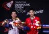 Badminton Video - 2018 Denmark Open Final - Kento Momota vs. Chou Tien Chen