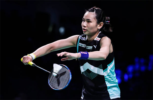 Can Tai Tzu Ying beat Chen Yufei for the 11th time in the French Open semi-final on Saturday? (photo: AFP)