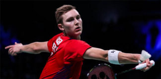 Hope Viktor Axelsen and Denmark's Badminton Union can resolve this conflict as soon as possible. (photo: AFP)