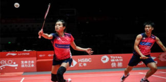 Chan Peng Soon/Goh Liu Ying need to upgrade their games in order to stay competitive. (photo: AFP)