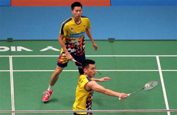Wish Goh V Shem/Tan Wee Kiong a strong 2019. (photo: AFP)