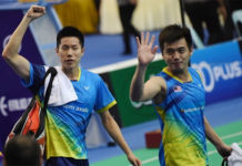 Goh V Shem/Tan Wee Kiong are one win away for their first title in two years. (photo: Bernama)