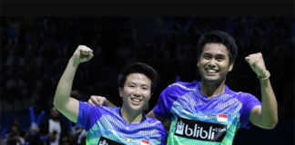 Liliyana Natsir (L) will bid farewell to badminton at the 2019 Indonesia Masters. (photo: PBSI)