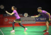 Chan Peng Soon/Goh Liu Ying win opening round at Indonesia Masters. (photo: Bernama)