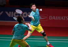 Goh V Shem/Tan Wee Kiong land sponsorship deal with Yonex. (photo: Bernama)
