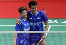 Liliyana Natsir/Tontowi Ahmad aim for a fond farewell at home on Sunday. (photo: PBSI)