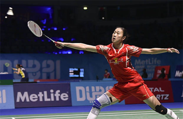Wish Sun Yu all the best in her future endeavors. (photo: AFP)