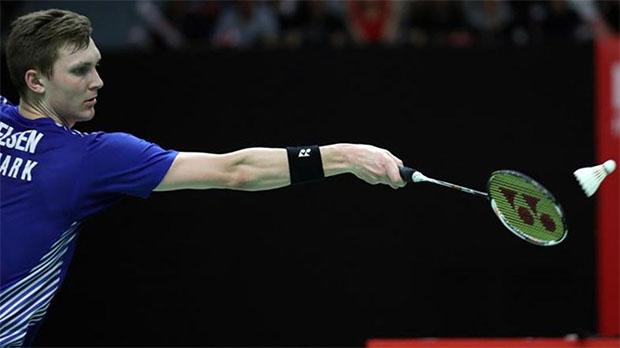 Viktor Axelsen is slowly gaining momentum ahead of All England. (photo: AFP)