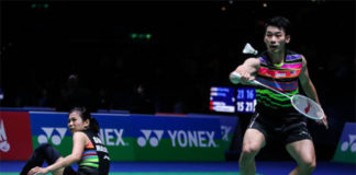 Chan Peng Soon/Goh Liu Ying win a mental battle on a day of upsets. (photo: Shi Tang/Getty Images)