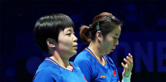 Badminton Video - 2019 All England semi-finals: Chen Qingchen/Jia Yifan.