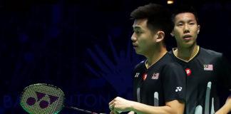 2019 All England quarter-finals: Goh V Shem/Tan Wee Kiong