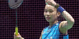 2019 All England semi-finals: Tai Tzu Ying