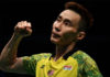 Wish Lee Chong Wei a quick recovery and good health. (photo: Bernama)