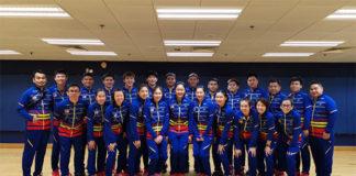 Malaysia beat Macau 5-0 at 2019 Asia Mixed Team Championships. (photo: BAM)