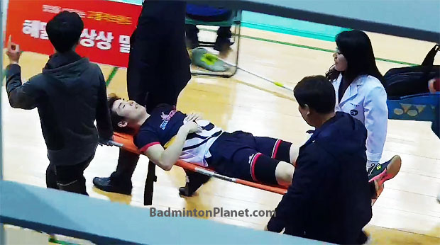 Wish Son Wan-Ho a quick recovery from his ruptured Achilles tendon.