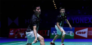 Hope Goh V Shem/Tan Wee Kiong can do better at the Malaysia Open next week. (photo: Shi Tang/Getty Images)