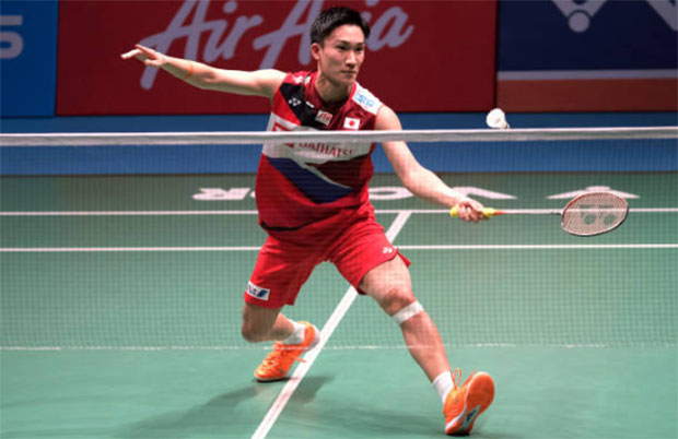 Kento Momota looks to win his first ever Malaysian Open in Kuala Lumpur this year. (photo: How Foo Yeen/Getty Images)