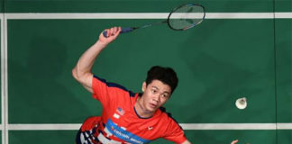 """Lee Zii Jia has been considered as """"the next Lee Chong Wei"""", it's an unfair burden to put on a young and promising athlete. (photo: Mohd Rasfan/Afp/Getty Images)"""