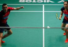 Tan Kian Meng/Lai Pei Jing are regaining their confidence and comfort level on the court. (photo: Bernama)