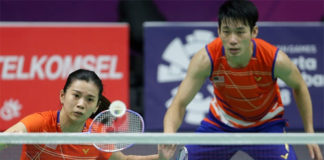 Chan Peng Soon/Goh Liu Ying aim for strong outing at Badminton Asia Championships. (photo: Bernama)