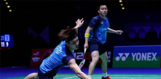 Aaron Chia/Soh Wooi Yik enjoy a one-day rest before Friday's quarterfinal. (photo: Shi Tang/Getty Images)