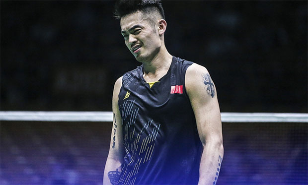 Lin Dan is not as important to the China badminton team as he used to. (photo: VGC)