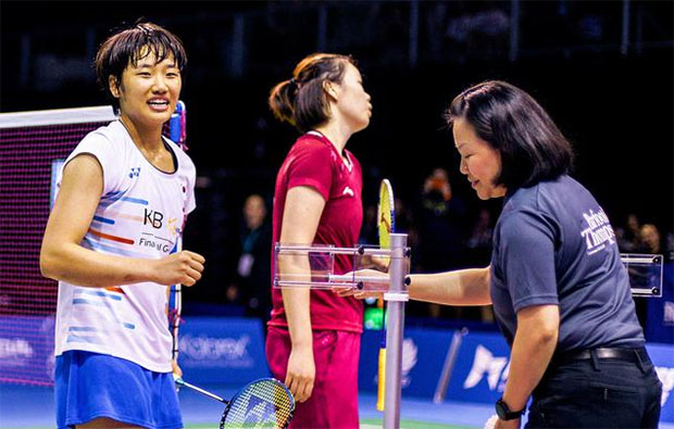 An Se Young Ready To Step Up As Sung Ji Hyun Withdraws