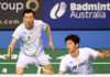 Lee Yong Dae/Yoo Yeon Seong enter the main draw of Australian Open. (photo: australianbadmintonopen.com.au)