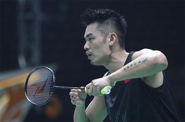 Lin Dan still has plenty of gas left in the tank. (photo: AFP)
