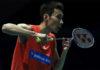 Lee Chong Wei: I am not retiring! (photo: Bernama)