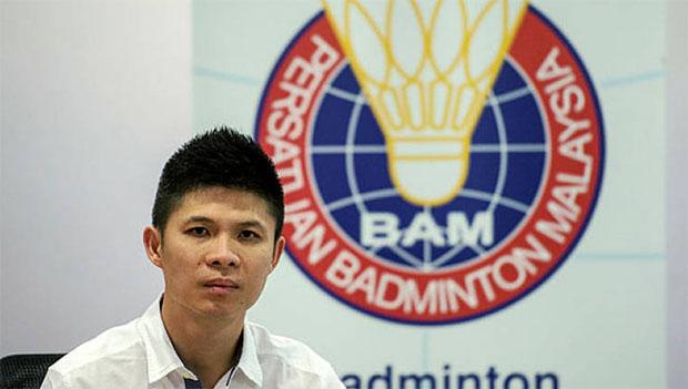 Wong Choong Hann is big on discipline and hard work. (photo: Bernama)