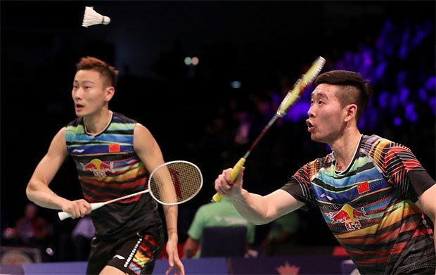 Wish Liu Cheng and Zhang Nan all the best with their respective new partners. (photo: AFP)
