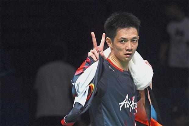 Daren Liew gets a tough draw at Indonesia Open. (photo: Bernama)