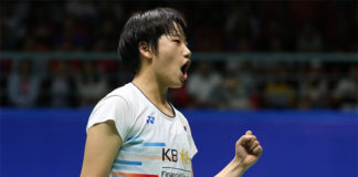 An Se-Young is a new star on the rise in women's singles. (photo: BWF)