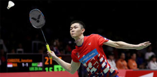 Lee Zii Jia was seeded 14th at the 2019 World Championships. (photo: BWF)