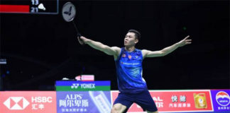Lee Zii Jia to spearhead Malaysia's challenge in the 2019 SEA Games. (photo: Wang Zhao/AFP/Getty Images)