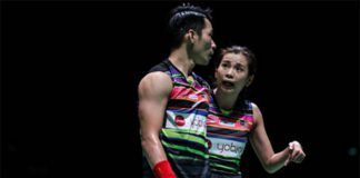 Chan Peng Soon/Goh Liu Ying get off to a good start at 2019 World Championships. (photo: Shi Tang/Getty Images)